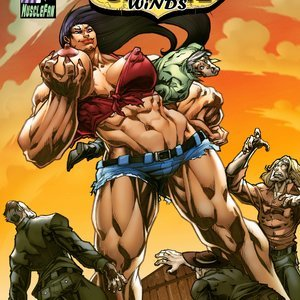 Coyote Winds – Issue 3 MuscleFan Comics