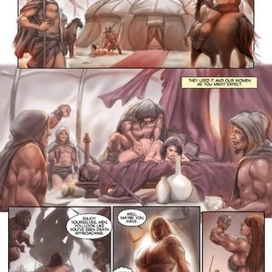 Dueling Divas - Issue 1 image 007