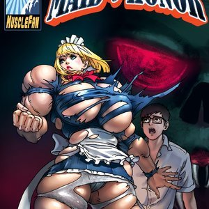 Maid of Honor – Issue 1 MuscleFan Comics
