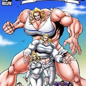 Schooner The Sailor Girl – Issue 1 MuscleFan Comics