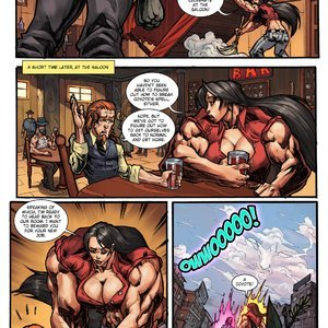 MuscleFan Comics Stone Cold - Issue 1 gallery image-028