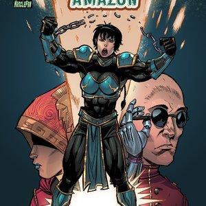 Urban Amazon – Issue 1 MuscleFan Comics
