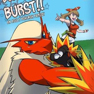 Blaziken Burst (MyHentaiGrid Comics) thumbnail