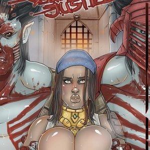 Qunari Justice (Nikraria Comics) thumbnail