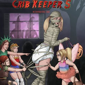 Tales from the Crib Keeper – Issue 5 OkayOkayOKOk Comics