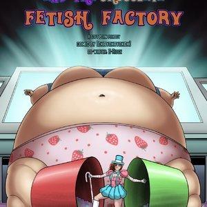 Wendy Wonka and The Chocolate Fetish Factory – Issue 6 OkayOkayOKOk Comics