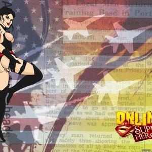 Blackest JLA Online Superheroes Comics