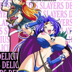 Slayers Delicious PalComix Comics