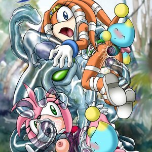 Sonic XXX – Issue 1 PalComix Comics