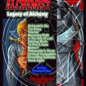 Fullmetal Alchemist – Legacy of Alchemy Pandoras Box Comics