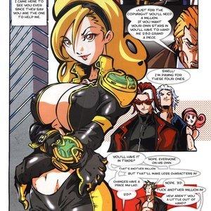 FOK Maxiboobs Impact (Parodias 3x Comics) thumbnail