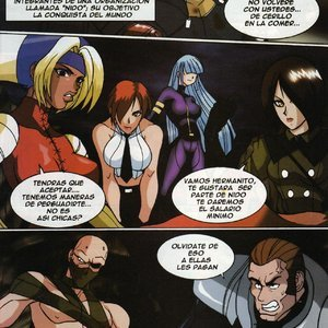 The Queen of Fighters image 016