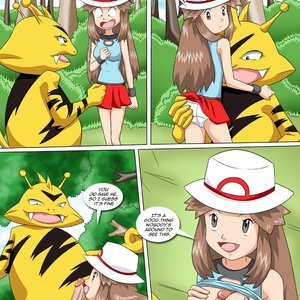 PokepornLive Comics Leafs Safari Adventure gallery image-008