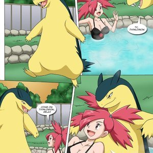 PokepornLive Comics Turning up the heat gallery image-004