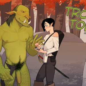Troll Toll (PrismGirls Comics) thumbnail