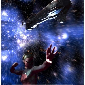 01-Space Trek Fleet Wars Project Bellerophon Comics