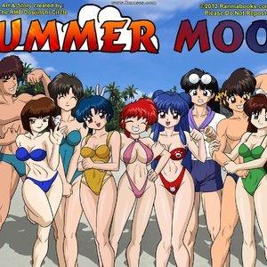Summer Moon (Ranma Books Comics) thumbnail