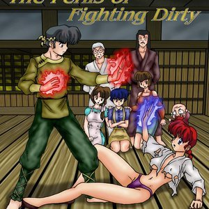 The Perils of Fighting Dirty Ranma Books Comics