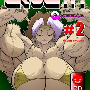 Growth Queens – Issue 2 (Reddyheart Comics) thumbnail