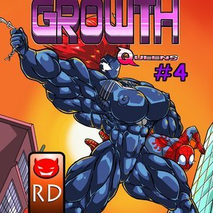 Growth Queens – Issue 4 Reddyheart Comics