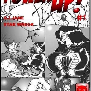 Powerup 1 Reddyheart Comics