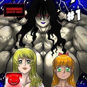 Sacrifice 1 Reddyheart Comics