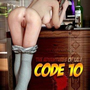 Code10 Renderotica Comics