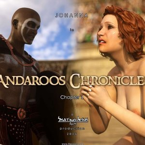 Andaroos Chronicles – Issue 1 Renderotica Comics