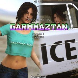 Welcome to Garmhaztan – Issue 1 Renderotica Comics