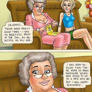 Seduced Amanda Comics Grandma Memories gallery image-001