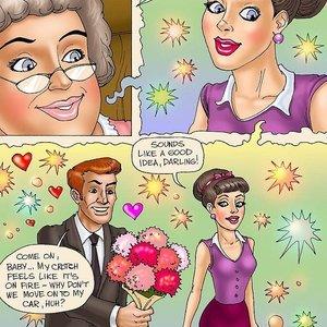 Seduced Amanda Comics Grandma Memories gallery image-002