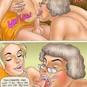 Seduced Amanda Comics Grandma Memories gallery image-015