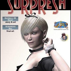Double Surprise Seiren.br Comics