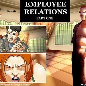 Employee Relations – Issue 1 Seiren.br Comics