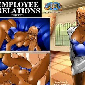 Employee Relations – Issue 2 Seiren.br Comics