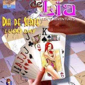 Lias Adventures – Issue 2 – Eng Seiren.br Comics