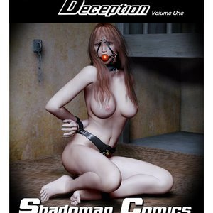 Deception – Issue 1 Shadoman Comics