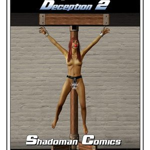 Deception – Issue 2 Shadoman Comics