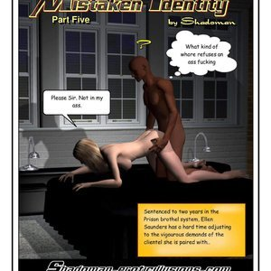 Mistaken Identity – Issue 5 Shadoman Comics