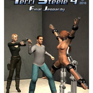 Terri Steele – Issue 4 Shadoman Comics
