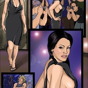 Lindsay s nasty night out SinFulComics Collection