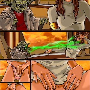 Jedi mind trick SinFulComics Collection