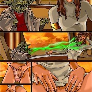 Jedi mind trick (SinFulComics Collection) thumbnail
