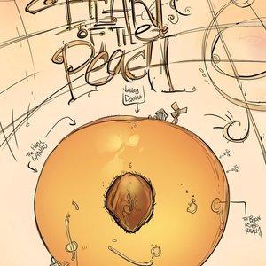 Heart Of The Peach Slipshine Comics
