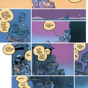 Slipshine Comics Heart Of The Peach gallery image-002
