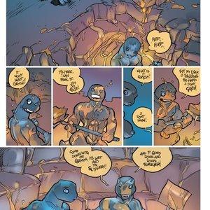 Slipshine Comics Heart Of The Peach gallery image-004