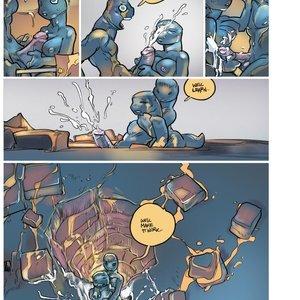 Slipshine Comics Heart Of The Peach gallery image-005