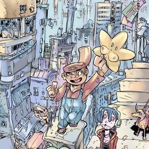 Slipshine Comics Heart Of The Peach gallery image-011