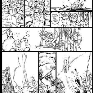 Slipshine Comics Heart Of The Peach gallery image-026