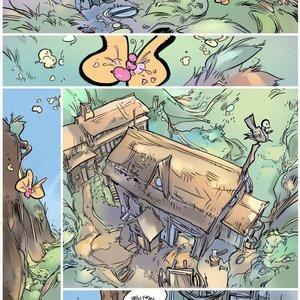 Slipshine Comics Heart Of The Peach gallery image-038